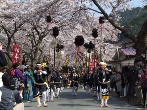 釜石桜まつり1