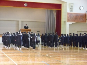 釜石市立唐丹中学校3