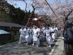 【平成18年の釜石さくら祭り】祭りの風景 [唐丹公民館所蔵]